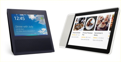 Google Smart Display vs Amazon Echo Show