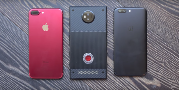 world's first holographic phone, Red Hydrogen One