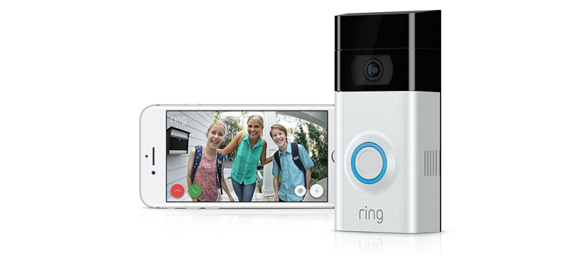 Ring Video Doorbell 2 with App